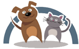 Pawsitively Healthy Pet Supplies Logo